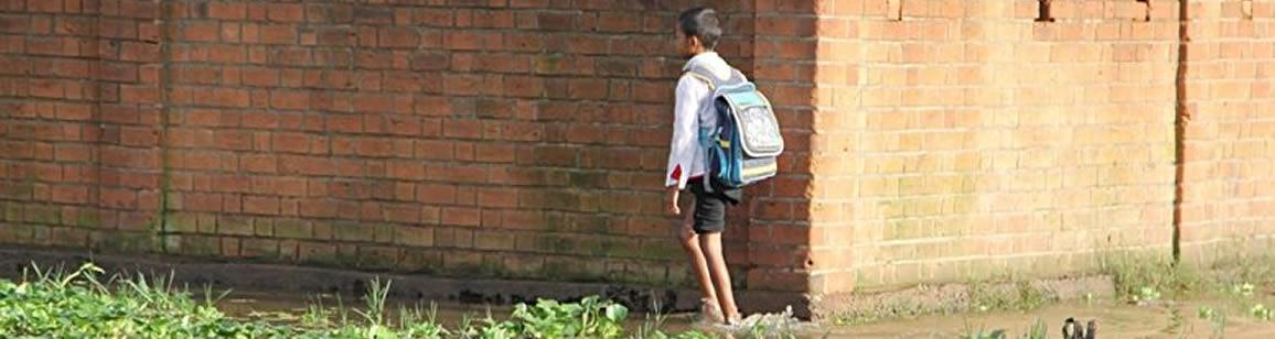 Mosaique Malgache et l'Ecole Associative L'île aux enfants - Mosaique Malgache