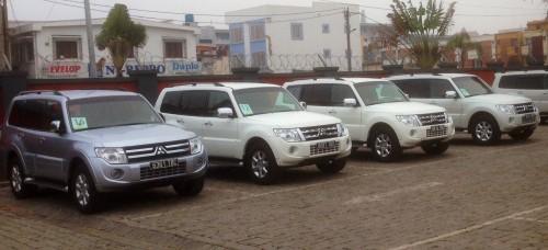 1 - Photo Mitsubishi Pajero
